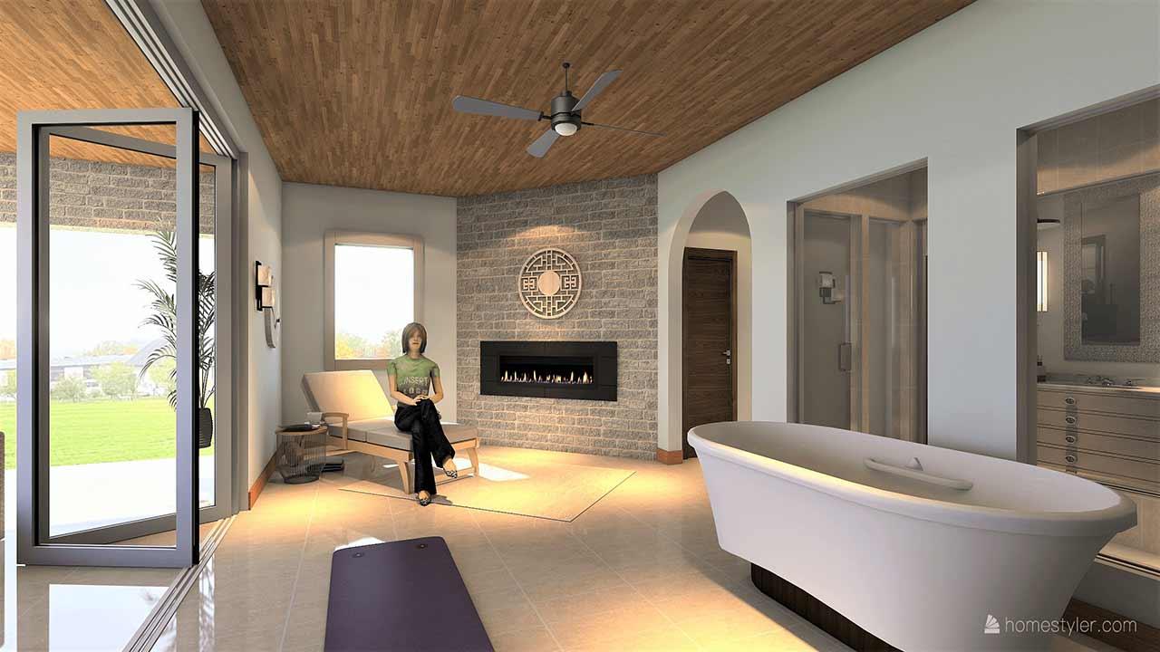 Spa Resort Interior Design