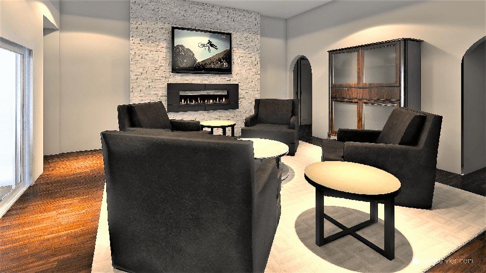 TV Conservation Room